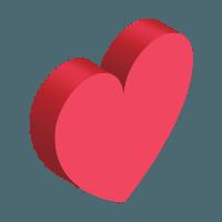 Use case icon - heart
