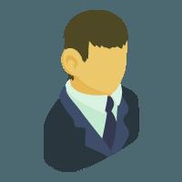 Use case icon - person